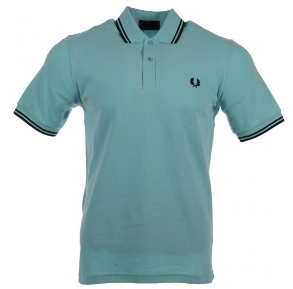 Fred Perry Rundhals Pullover - Grau