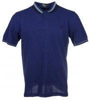 Ralph Lauren Langarm Polo - Custom Slim Fit - Grau
